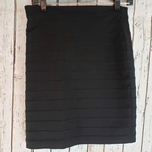 Express black skirt size 4